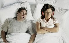Surgeon reveals two simple exercises to stop snoring | Daily Mail Online