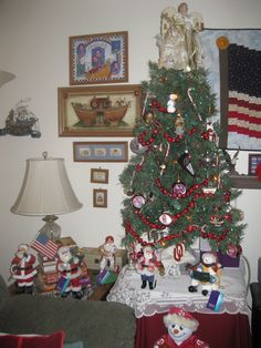 Our Christmas Tree 12-10-11