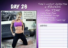 Grab your jump rope and do this workout now for the ultimate calorie burn! #Fitness #Workout #Challenge