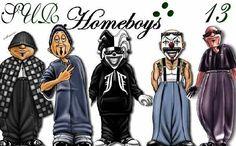 Lil Homie Love Drawings | All Graphics » homies sureno