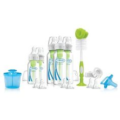 Dr. Brown's Options™ Complete Baby Bottle Gift Set : Target