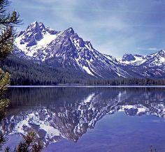 Stanley Lake, Idaho
