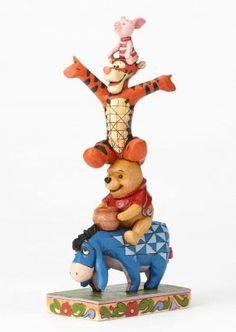 PRE-ORDER: 'Built by Friendship' - Pooh, Piglet, Tigger