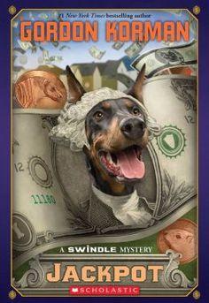 Swindle Series #6 - Jackpot - Gordon Korman