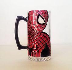 Image result for how to paint spiderman on glasses