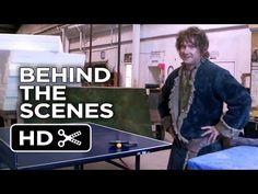 The Hobbit: The Desolation of Smaug Production Blog #13 (2013) HD - YouTube