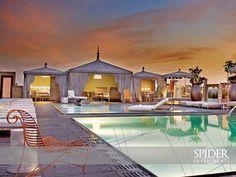 La piscina en la azotea sera de uso exclusivo para los residentes