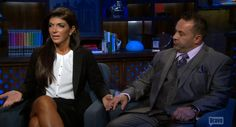 teresa giudice  daily news | Teresa Giudice reacts to 15-month jail sentence, pleads with husband ...