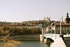 Lyon, France - Productively Procrastinating