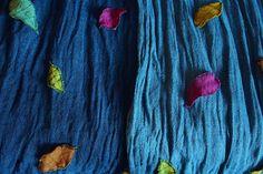 Vaateviidakko: Tammikuun värihaaste - Sininen