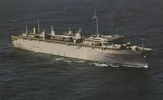 USS Acadia AD-42, served on board a whole 4 months before she was decommissioned.