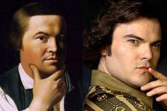 Paul Revere and Jack Black