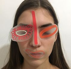 Masha Reva #makeup