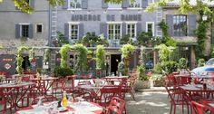 Auberge de Banne, Place du Fort, Banne, Ardèche, Rhône-Alpes, France