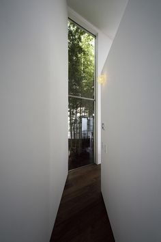 *interior design, windows, hallways and corridors * - LIK HOUSE BY SATORU HIROTA ARCHITECTS