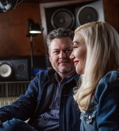 """""""They're at the Record Parlour in Hollywood 😍❤️"""" Gwen And Blake, Blake Shelton And Gwen, Gwen Stefani And Blake, Brittany Murphy, Perfect Together, Miranda Lambert, In Hollywood, The Voice, Crushes"""