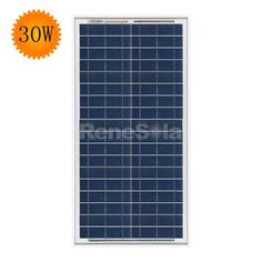 QXPV 30W Polycrystalline Solar Panels,China - ReneSola - Green Energy Products