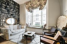 A London Maisonette With Bags of Personality — Heart Home
