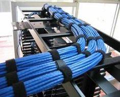 cableado orizontal - Instalacion de fibra optica