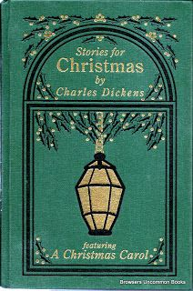 Christmas Books by Charles Dickens (1869) | Vintage Christmas ...