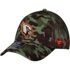 half off 96511 e63ff Arizona Cardinals NFL Pro Line by Fanatics Branded Recon Trucker Adjustable  Hat – Camo, Your