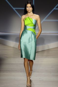 Pamella Roland Spring 2016 Ready-to-Wear