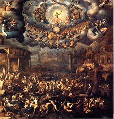 The Last Judgment, Michelangelo As dramatic as Christ's resurrection or his ascension into heaven might appear to be in the ha. The Last Judgment, Isaiah 25, Bible Questions, The Mind's Eye, Religious Images, The Son Of Man, Piece Of Music, Jesus Cristo, Bible Art