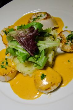 Our Boston Sea Scallops were recently praised by a review in the Easy Reader... you must try them yourself!