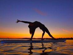 Stand up paddle yoga - La nouvelle discipline en vogue