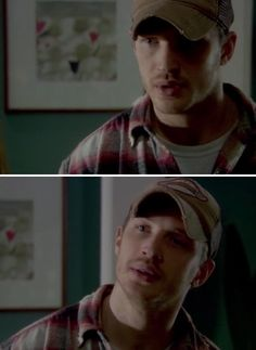 Tom Hardy as jack donelly! Omg, the *feels* lol