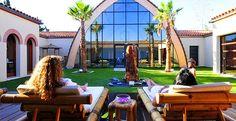 Espace bien-être du Camping Mer et Soleil 4* - Cap d'#Agde