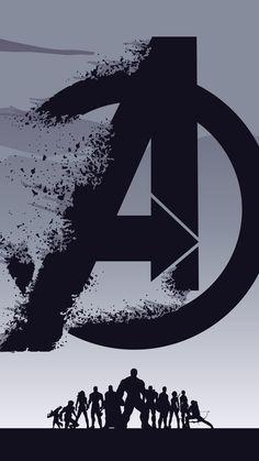 Wallpaper do sucesso do momento os Avengers , uma imagem minimalista muito detalhada.Entre no site para baixar o papel de parede! #avengers #endgame #ironman #captainamerica #spidermain #homemaranha #marvel #drstrange