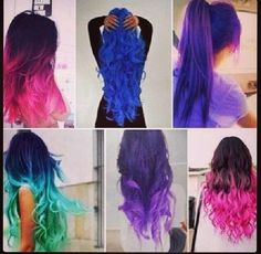 Hair color on Pinterest  Latest Hairstyles, Different Hair Colors and Trends