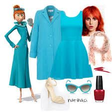 lucy despicable me costume - Google Search