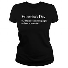 Awesome Tee Valentines Day Noun Meaning TShirt T shirt