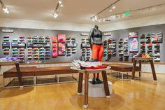 Nike Women Shanghai IAPM retail store