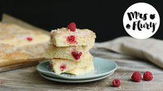 Himbeer-Kokos Buttermilch-Kuchen | Rezept Tassenkuchen | schnell backen ...