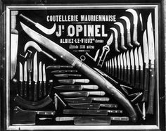 The Knife - The OPINEL **