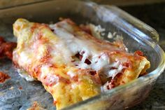 The Easiest Enchiladas http://www.cookingwithmykid.com/recipes/the-easiest-enchiladas/ #CookingWithMyKid