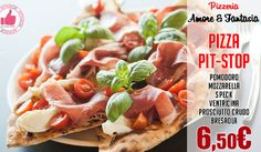 Pizza PIT-STOP Da Pizzeria Amore E Fantasia http://affariok.blogspot.it/