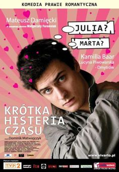 Krótka histeria czasu 2006 [DVDRip] [PL] Movie Posters, Movies, Film Poster, Films, Movie, Film, Movie Theater, Film Posters