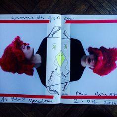 Julien d'Ys: My Comme des Garçons Sketchbook   AnOther