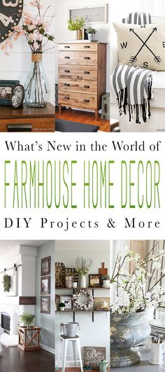 What's New in the World of Farmhouse Home Decor DIY and More - Page 10 of 10 - The Cottage Market