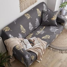 Diy Discover Sofa Cover Slipcovers Elastic Couch Case for Different Shape Interior Design Living Room Living Room Designs Living Room Decor Bedroom Decor Living Rooms Sofa For Living Room Cozy Bedroom Modern Bedroom Bedroom Ideas