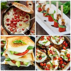 11 Caprese Salad Recipes That Let You Eat TONS of Cheese and Call It Healthy