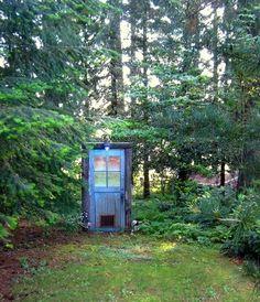 Bianca Elmer's outdoor door