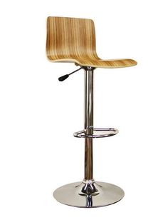 Lidell Wood Bar Stool [ybss-bt]