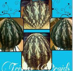 @gotbraidz__2 braids cornrows for men women and children