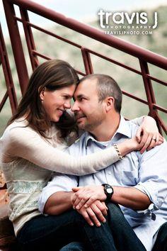 Engagement Photo, Red Rocks, Colorado, Travis J Photography, Colorado