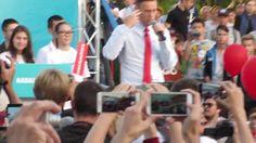 Алексей Навальный во Владивостоке 23.09.17г.